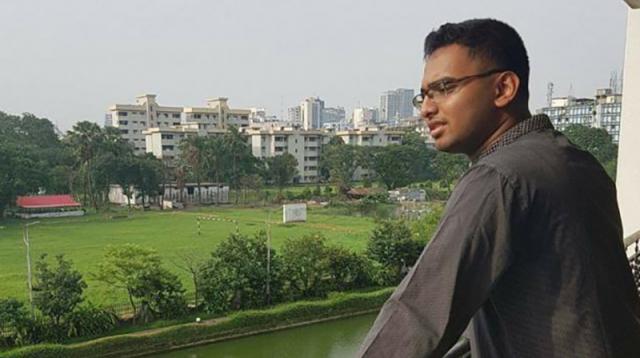 আবরার: কী বলিব সোনার চান্দ রে