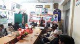 বিজয় দিবস উদযাপন উপলক্ষে চেয়ারম্যান আলহাজ্ব শাহজাহান মজুমদারের দোয়া মাহফিল অনুষ্ঠিত