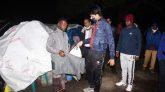 মুরাদনগরে মধ্যরাতে শীতার্ত বেদে সম্প্রদায়ের মাঝে খাদ্য সামগ্রী ও কম্বল নিয়ে হাজির ইউএনও