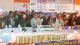 নাঙ্গলকোটে কাজী জোড়পুকুরিয়া আদর্শ তরুণ ক্লাব কর্তৃক আয়োজিত ক্রিকেট টুর্নামেন্টের ফাইনাল খেলা অনুষ্ঠিত