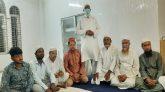 পেরিয়ায় সাবেক সাংসদ আব্দুল গফুর ভূঁইয়ার সুস্থতা কামনায় দোয়া মাহফিল অনুষ্ঠিত