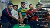 বর্ণাঢ্য আয়োজনে বগুড়ার সান্তাহারে নিউজ পোর্টাল নয়া আলো  ৭ম প্রতিষ্ঠা বার্ষিকী পালিত