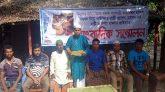 নাঙ্গলকোটে দু' কাউন্সিলর প্রার্থীর সমর্থকদের সংঘর্ষ ॥ থানায় পাল্টাপাল্টি অভিযোগ