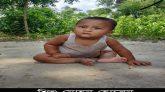 বাঙ্গড্ডা ইউনিয়নের শ্যামপুরে সিঁড়ি থেকে পড়ে শিশুর মৃত্যু